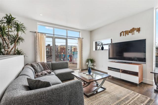 2543 Lawrence Street, Denver, CO 80205 (#9261463) :: Bring Home Denver with Keller Williams Downtown Realty LLC