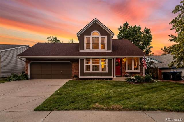 13355 W 65th Drive, Arvada, CO 80004 (#9261671) :: The DeGrood Team