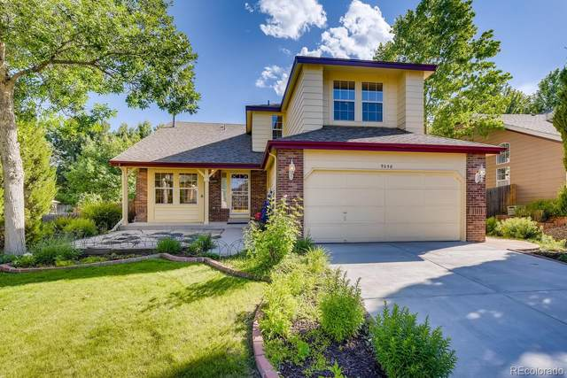 9058 W Rockland Place, Littleton, CO 80128 (#9261721) :: HomeSmart Realty Group