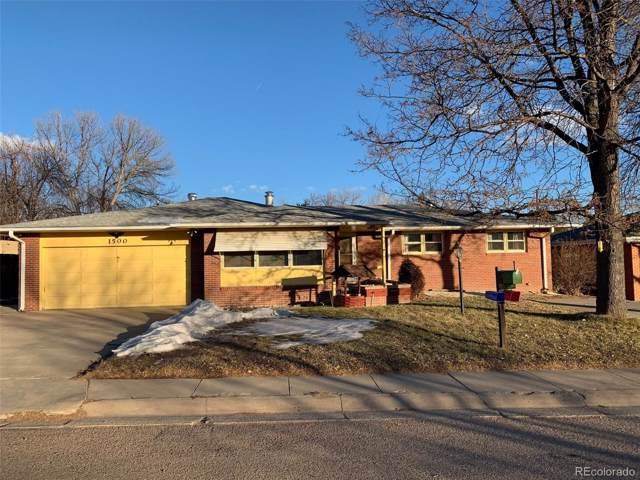1500 Village Avenue, Loveland, CO 80538 (MLS #9261927) :: Keller Williams Realty