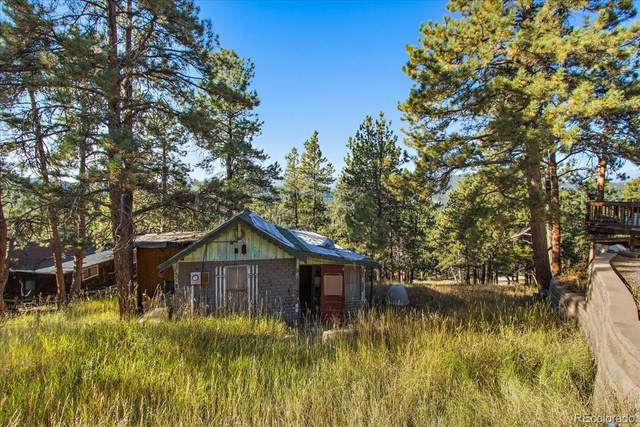 4955 S Indian Trail, Evergreen, CO 80439 (#9262041) :: The Colorado Foothills Team   Berkshire Hathaway Elevated Living Real Estate