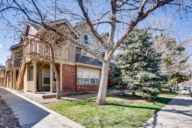14399 E Grand Drive #144, Aurora, CO 80015 (#9262537) :: Colorado Home Finder Realty