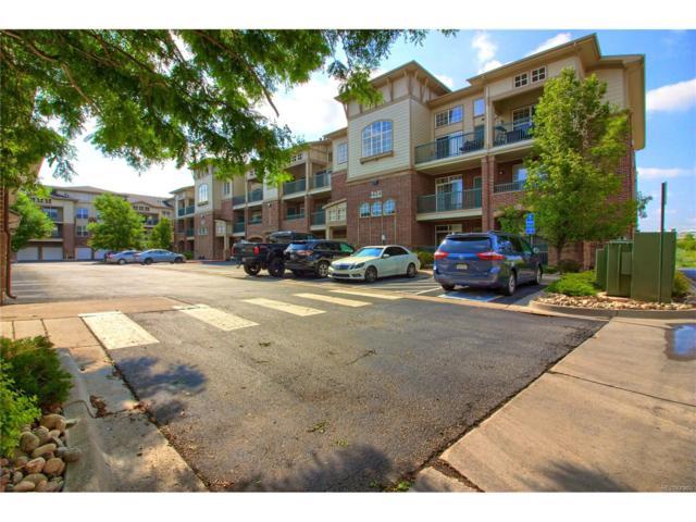 9481 E Mansfield Avenue #108, Aurora, CO 80014 (MLS #9262642) :: 8z Real Estate