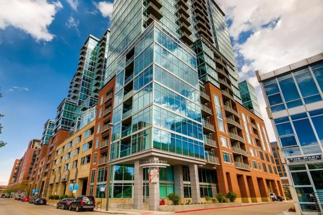 1700 Bassett Street #309, Denver, CO 80202 (#9262683) :: 5281 Exclusive Homes Realty