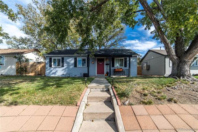 1120 Quince Street, Denver, CO 80220 (#9262914) :: Venterra Real Estate LLC