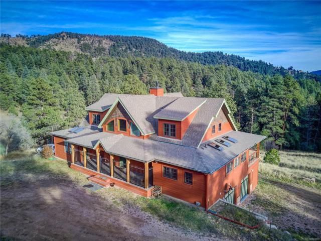 5038 Cameyo Road, Indian Hills, CO 80454 (#9262937) :: Hometrackr Denver