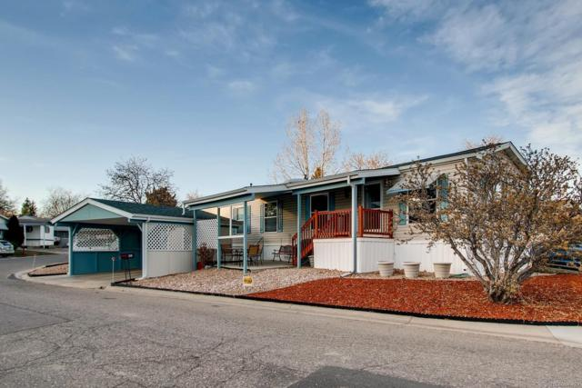 1801 W 92nd Avenue #803, Federal Heights, CO 80260 (#9263069) :: The Dixon Group