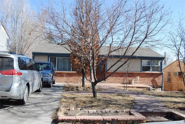 1242 Yates Street, Denver, CO 80204 (#9263419) :: The HomeSmiths Team - Keller Williams