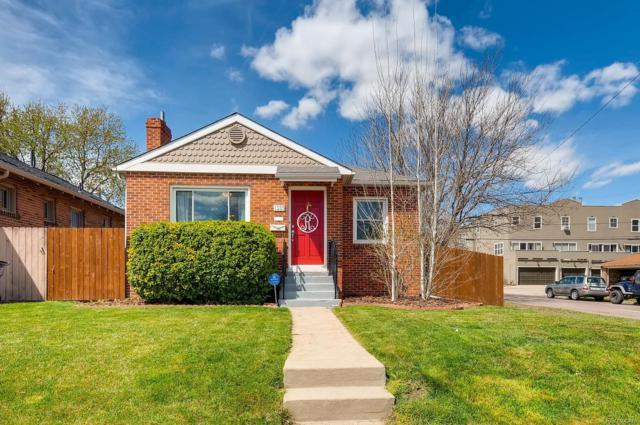 1285 Jackson Street, Denver, CO 80206 (#9263633) :: Wisdom Real Estate