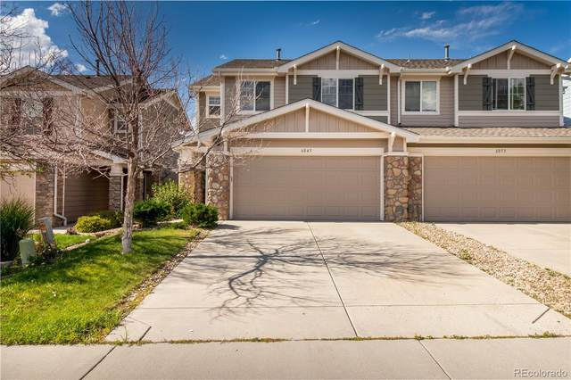 6045 Turnstone Place, Castle Rock, CO 80104 (#9263654) :: The HomeSmiths Team - Keller Williams