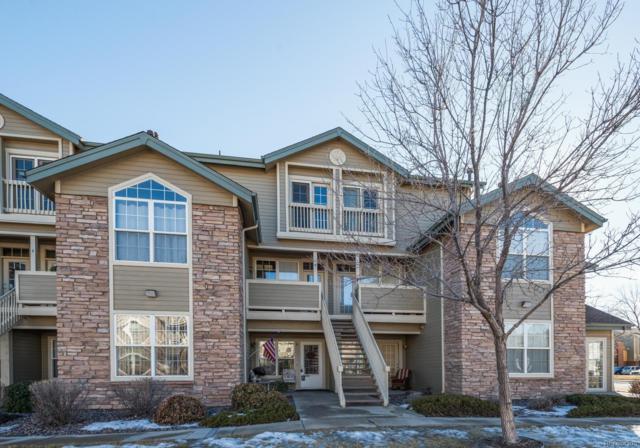 2920 W Centennial Drive H, Littleton, CO 80123 (#9263885) :: Wisdom Real Estate