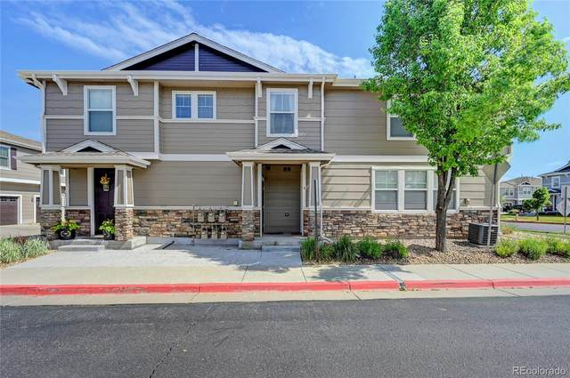17100 Waterhouse Circle A, Parker, CO 80134 (#9264116) :: Kimberly Austin Properties