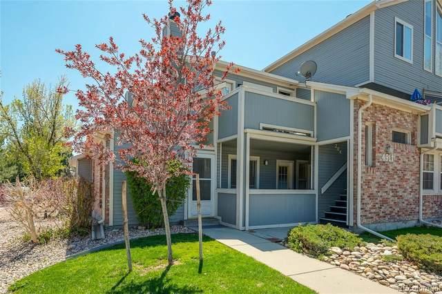 4911 Garrison Street 103A, Wheat Ridge, CO 80033 (#9264395) :: Symbio Denver