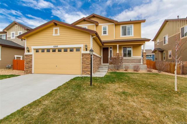 6349 Union Avenue, Firestone, CO 80504 (#9264861) :: Compass Colorado Realty
