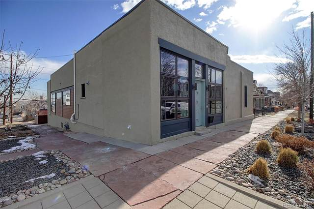 3460 Pecos Street #1, Denver, CO 80211 (#9265089) :: Mile High Luxury Real Estate