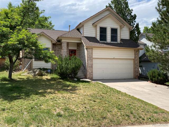 29 Honey Locust, Littleton, CO 80127 (#9265450) :: Chateaux Realty Group