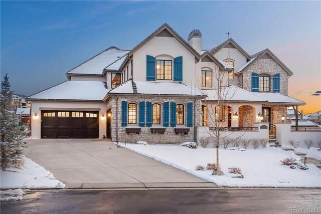 76 Flowerburst Way, Highlands Ranch, CO 80126 (#9265889) :: Mile High Luxury Real Estate