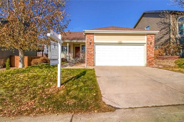 755 Poppy Place, Highlands Ranch, CO 80129 (#9265931) :: The Peak Properties Group