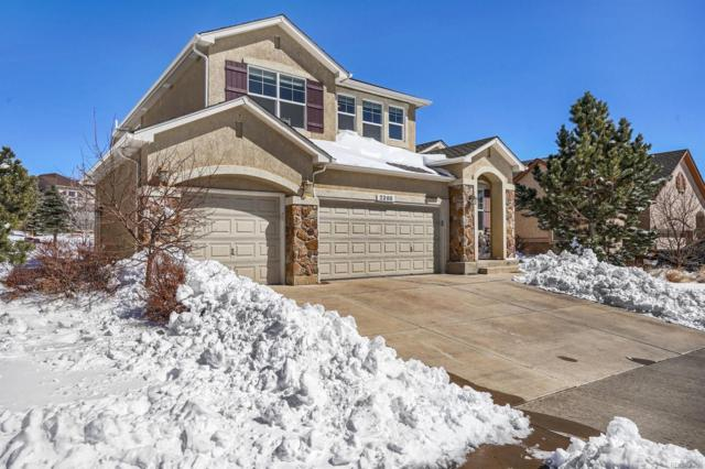 2368 Ledgewood Drive, Colorado Springs, CO 80921 (MLS #9266869) :: Kittle Real Estate