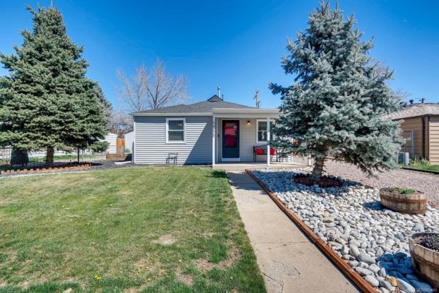 6955 Reno Drive, Arvada, CO 80002 (#9267358) :: The Healey Group