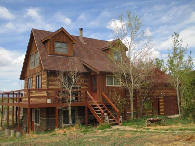 3730 Centennial Ranch Road, Westcliffe, CO 81252 (#9267516) :: The HomeSmiths Team - Keller Williams