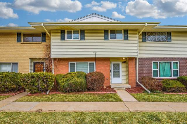 9111 E Nassau Avenue, Denver, CO 80237 (#9267729) :: Colorado Home Finder Realty