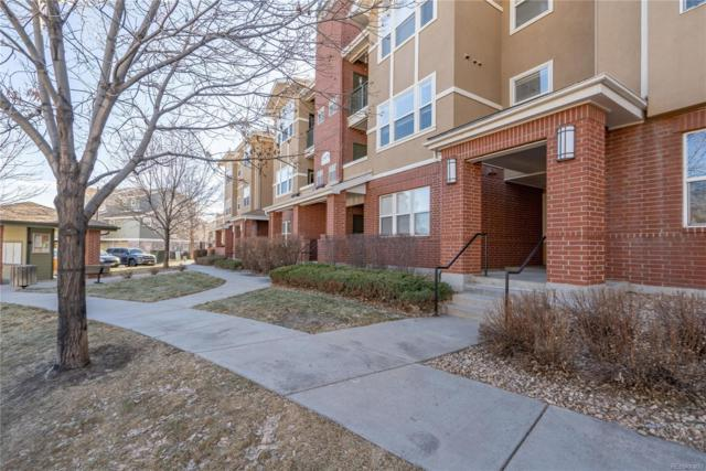 15470 Canyon Rim Drive #202, Englewood, CO 80112 (MLS #9267766) :: Bliss Realty Group
