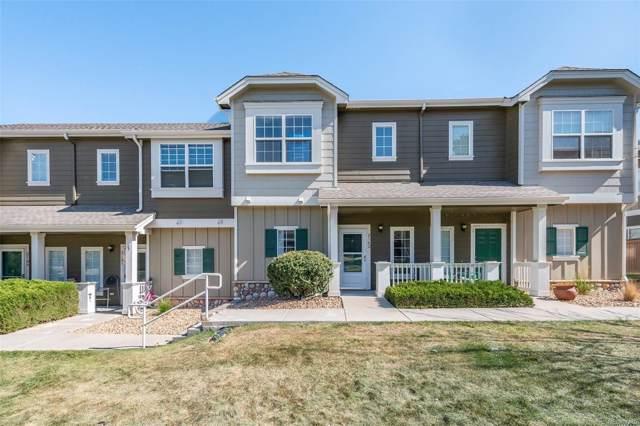 14700 E 104th Avenue #2102, Commerce City, CO 80022 (MLS #9267990) :: 8z Real Estate