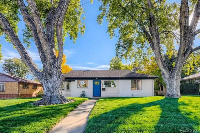 2970 Newport Street, Denver, CO 80207 (#9268985) :: Wisdom Real Estate