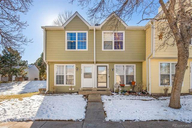 8964 W Dartmouth Place, Lakewood, CO 80227 (MLS #9269086) :: 8z Real Estate