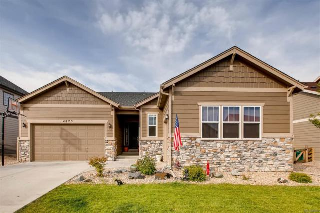 4875 S Riviera Way, Aurora, CO 80015 (#9269097) :: The Pete Cook Home Group