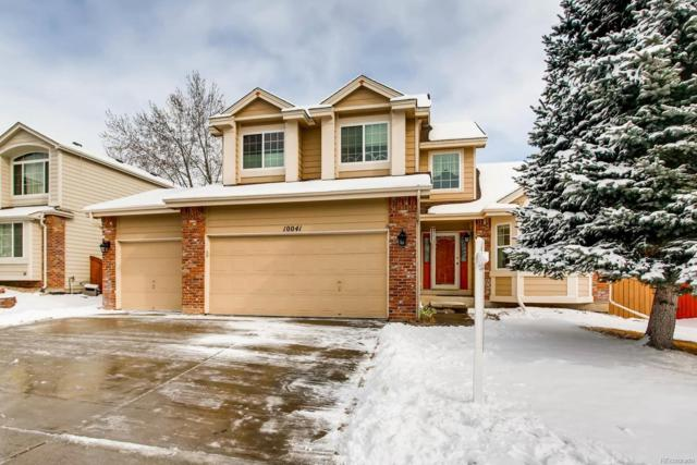 10041 Silver Maple Circle, Highlands Ranch, CO 80129 (#9269502) :: The Griffith Home Team