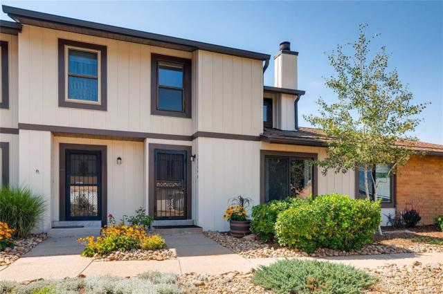16066 E Ithaca Place B, Aurora, CO 80013 (#9269821) :: The Peak Properties Group