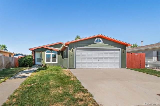 205 Wenatchee Street, Lochbuie, CO 80603 (MLS #9270063) :: 8z Real Estate