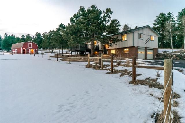 28175 Little Big Horn Drive, Evergreen, CO 80439 (#9270163) :: The Heyl Group at Keller Williams
