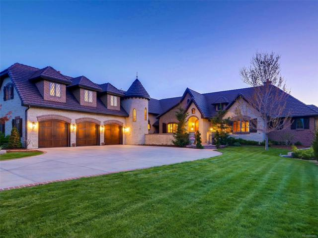 5700 Amber Ridge Drive, Castle Pines, CO 80108 (#9270399) :: Colorado Home Realty