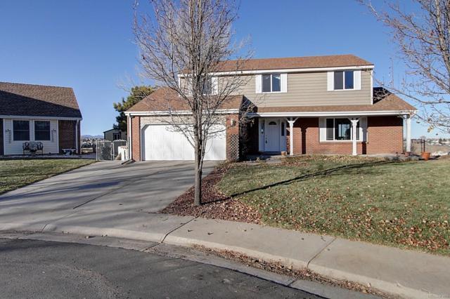 7053 S Johnson Street, Littleton, CO 80128 (#9270609) :: The HomeSmiths Team - Keller Williams