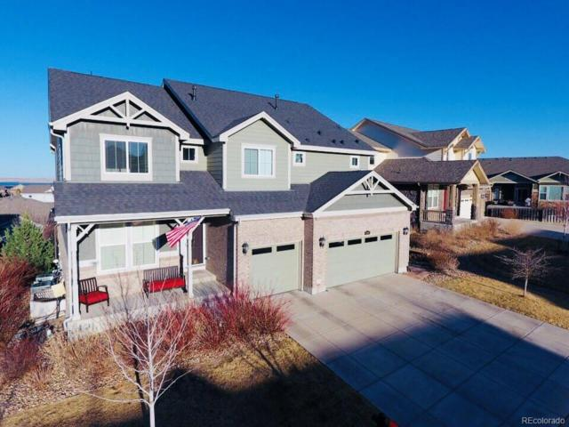 6288 S Muscadine Court, Aurora, CO 80016 (#9270909) :: The Dixon Group