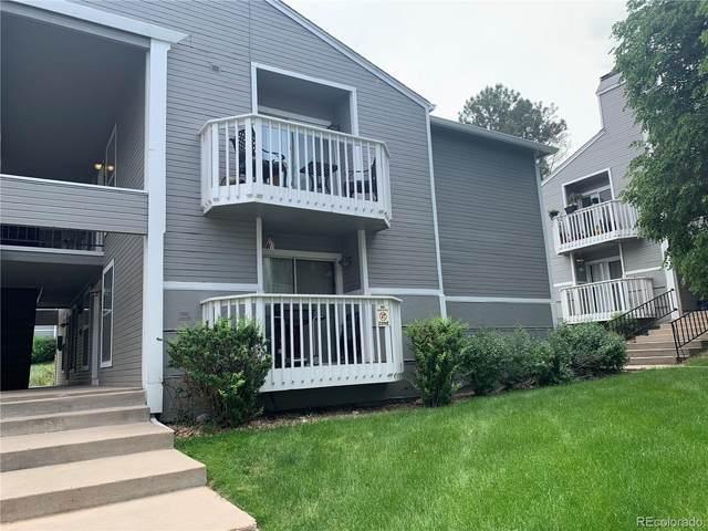 4460 S Pitkin Street #114, Aurora, CO 80015 (#9271254) :: Kimberly Austin Properties