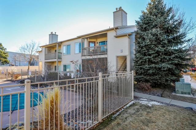 8745 W Berry Avenue #204, Littleton, CO 80123 (#9271345) :: The Griffith Home Team