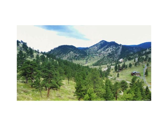 5330 Olde Stage Road, Boulder, CO 80302 (MLS #9271494) :: 8z Real Estate