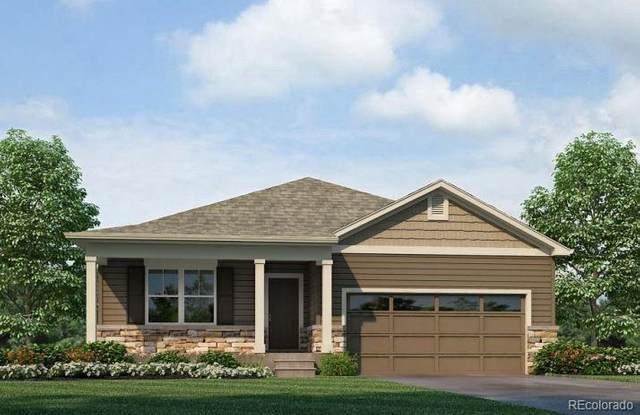 13976 Scarlet Sage Street, Parker, CO 80134 (#9271630) :: The Artisan Group at Keller Williams Premier Realty