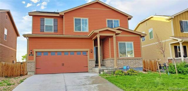 4697 E 95th Drive, Thornton, CO 80229 (#9271783) :: James Crocker Team