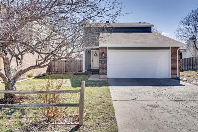 5756 W 71st Circle, Arvada, CO 80003 (#9272309) :: The Peak Properties Group