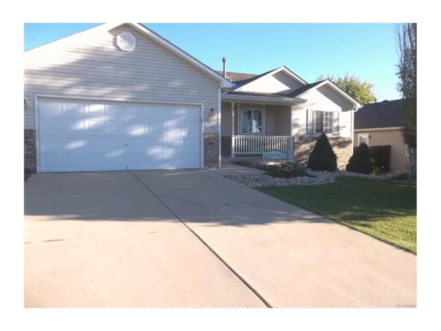 2625 Port Street, Evans, CO 80620 (MLS #9272439) :: 8z Real Estate