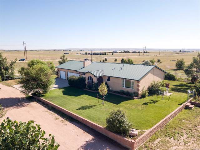 22655 Jones Road, Calhan, CO 80808 (MLS #9272519) :: 8z Real Estate