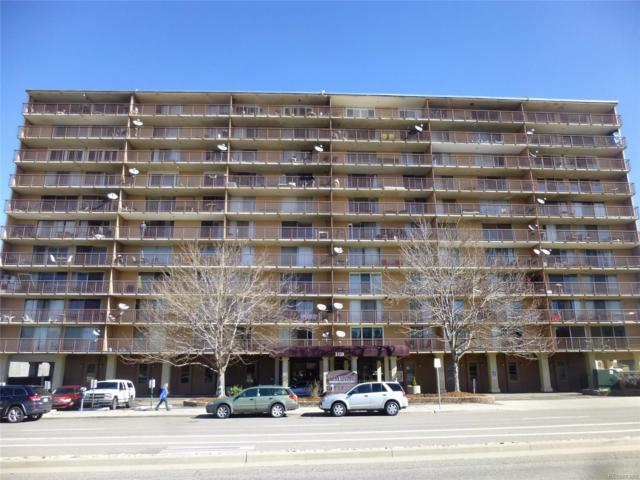2225 Buchtel Boulevard #101, Denver, CO 80210 (#9272631) :: Structure CO Group