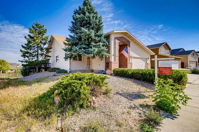 9725 Fairwood Street, Littleton, CO 80125 (#9272747) :: Peak Properties Group