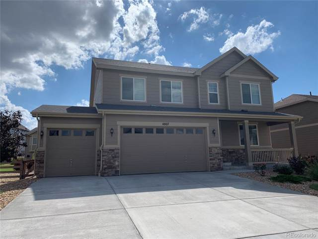 4807 S Rome Way, Aurora, CO 80015 (#9272966) :: Harling Real Estate