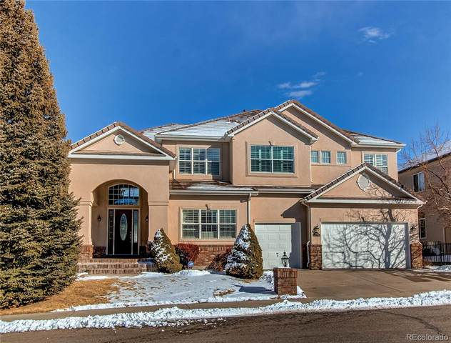 10250 Longview Drive, Lone Tree, CO 80124 (#9273284) :: HomeSmart